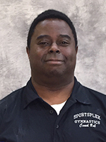 Photo of Coach Robert Lundy, Sportsplex Gymnastics