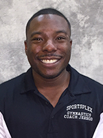 Photo of Coach Jerrod, Sportsplex Gymnastics